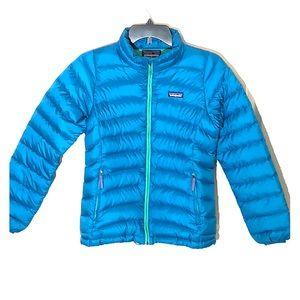 Patagonia Girls Down Jacket 12